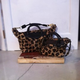 Jas M.B. - 80% Wings Traveller/Leopard Pony/¥50,400- & Mini Wings Traveller/Leopard Pony/¥33,600-