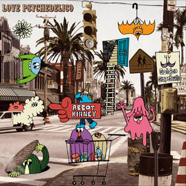 Love Psychedelico - Abbot Kinney
