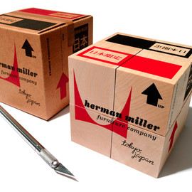 House Industries - for Herman Miller Japan Blocks with Eames fonts.