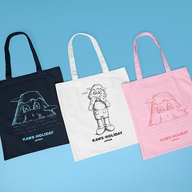 "KAWS - ""KAWS:HOLIDAY"" JAPAN - Tote Bag"