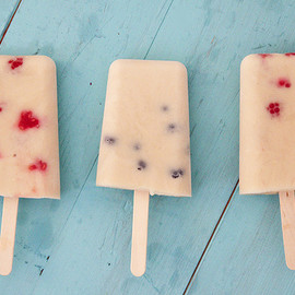 The boy who bakes (Edd Kimber) - Berry Ice Pops
