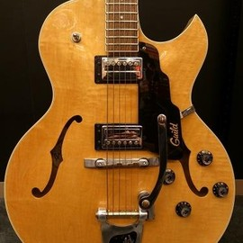 Guild - Starfire III Natural MADE IN USA