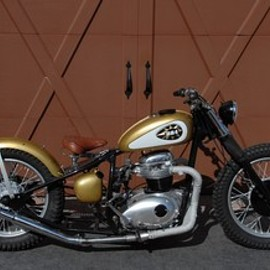 BSA - 1969 Bsa A65 THUNDERBOLT CUSTOM BOBBER MOTORCYCLE MADE TO ORDER Cocoa, Florida
