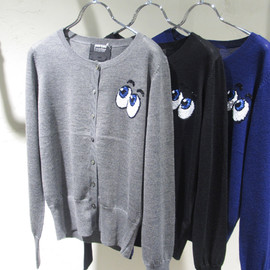 Markus Lupfer - Pop eyes sweater