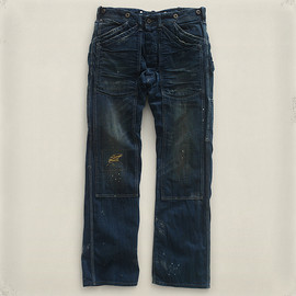 Double RL (RRL) - Overland Carpenter Denim