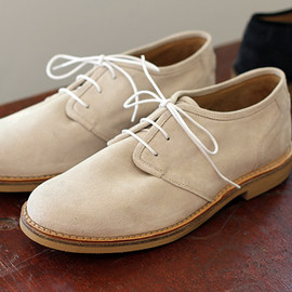 ADAM KIMMEL - Adam Kimmel Suede Lace-Up Shoes Spring/Summer 2012