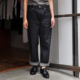 R&D.M.Co- - STRAIGHT DENIM PANTS (RIGID)