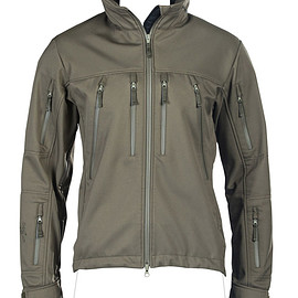 UF PRO® - DELTA EAGLE GEN.2 JACKET - Brown Grey