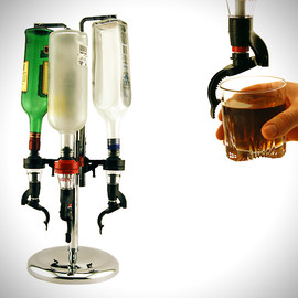 Colorful Items - Bar Butler Bottled Alcohol Dispenser