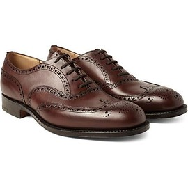 Church's - Chetwynd Leather Oxford Brogues