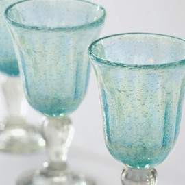 Acqua Tulip Glass