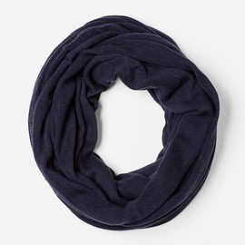 Everlane - The Infinity Scarf (Navy)