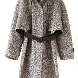 CARVEN - TWEED COAT