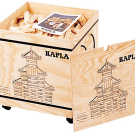 Kapla 1000 Piece Wooden Building Set (#KP1000) [輸入品] [おもちゃ&ホビー]
