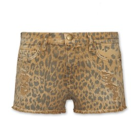 Current Elliott - Bf short leopard