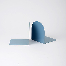 Storm Blue Bookend