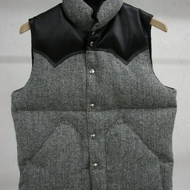 ROCKY MOUNTAIN - ROCKY MOUNTAIN×HarrisTweed  FETHER BED