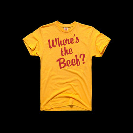 Wendy's - Where's the Beef? T-shirt