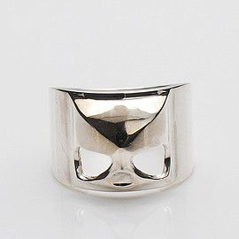 END - Extra skull ring