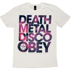 OBEY - OBEY T-shirt - Death Metal Disco