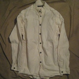 GARMENT REPRODUCTION OF WORKERS - STAND COLLAR FARMER SHIRT
