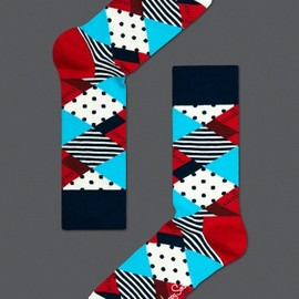 Happy Socks - Multi Sock