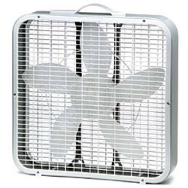 Lakewood - 20-inch 3-speed Box Fan