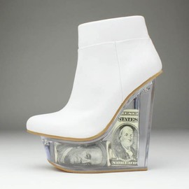 JEFFREY CAMPBELL - ICY DOLLARS
