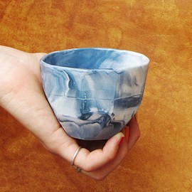 MILLY DENT - Marbled Gem Cup