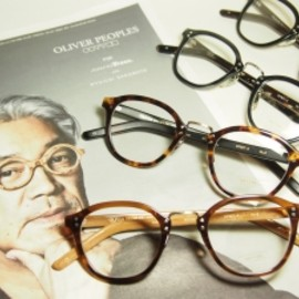 OLIVER PEOPLES - OLIVER PEOPLES for more trees with Ryuichi Sakamoto「OPMT-3」No.3
