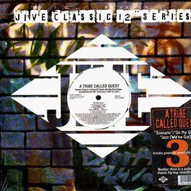 """A Tribe Called Quest - Scenario / Oh my god / Jazz (We've got)  [Jive Classic 12""""] / Jive"""
