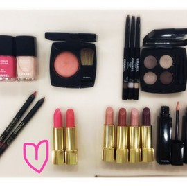 CHANEL - Spring 2013 Makeup collection
