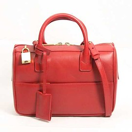 Yves Saint Laurent - Soft duffle in Red