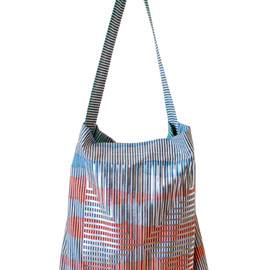 STAR STYLING  - BAG ''PAINTED STRIPES SHOPPER''
