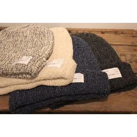 columbia knit - Old Machine Knit Cap