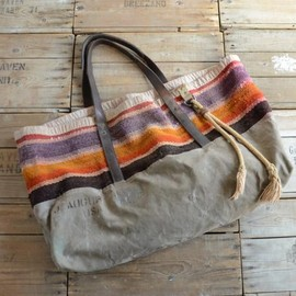 Navajo Large Tote Bag