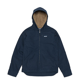 Patagonia - M's Lined Canvas Hoody-NVYB