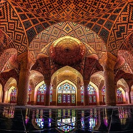 iran - Rose_Mosque03