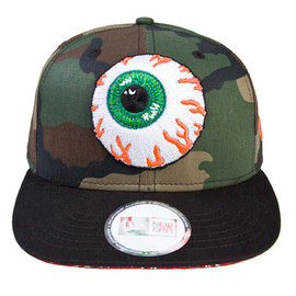 MISHKA - KEEP WATCH NEW ERA SNAPBACK