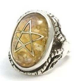 ANGEL HEART RING