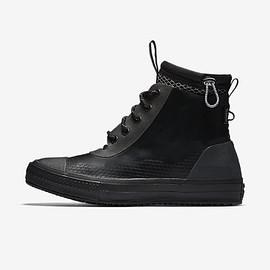 CONVERSE - Chuck II Waterproof Thermo - Black/Anthracite?