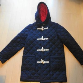 Traditional Weatherwear - Traditional Weatherwear filton beams別注 navy