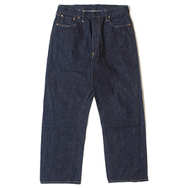 WAREHOUSE - WAREHOUSE & CO. 2ND-HAND 70201XX(ONE WASH) WHPA-19SU006