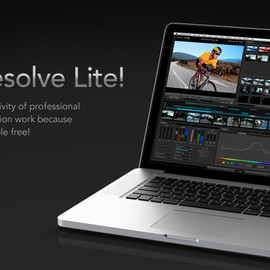 Blackmagic Design - DaVinci Resolve Lite