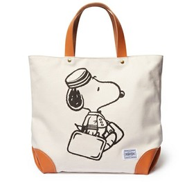 PORTER - 【JOE PORTER】 CANVAS TOTE BAG S