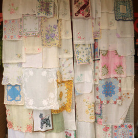 BabylonSisters - REMEMBRANCE of THINGS PAST Handmade Gypsy Curtains