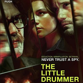 Chan-wook Park - The Little Drummer Girl (2018)
