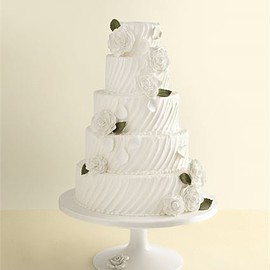 Butterfly Number Cake