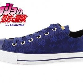 CONVERSE - JOJO'S BIZARRE ADVENTURE × CONVERSE ALL STAR OX JO II