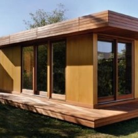 BlueSkyMod Architects - Prefab Cabin